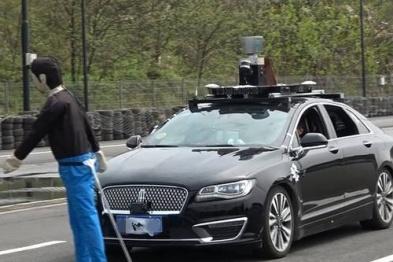 """百度、一汽等7家企业获准在重庆开展自动驾驶""""路测"""