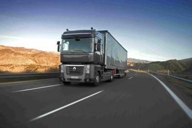 雷诺卡车将从2019年起出售电动卡车
