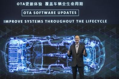 """当燃油车迎来整车OTA:如何理解通用全新电子""""混合""""架构?"""