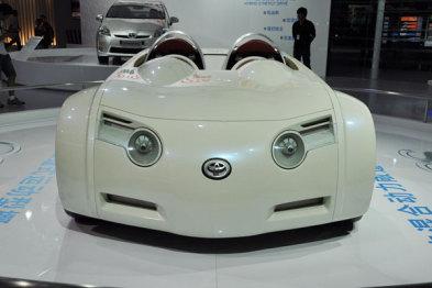 丰田预计今年在华混合动力车销量升至去年的3倍