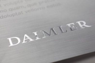 戴姆勒同时押注锂电池与燃料电池
