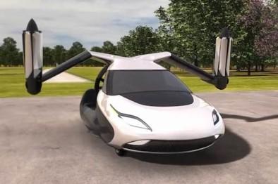 世界首款飞行车Transition于10月在美预售