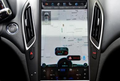 奇瑞在安徽建成首条智能网联V2X示范道路