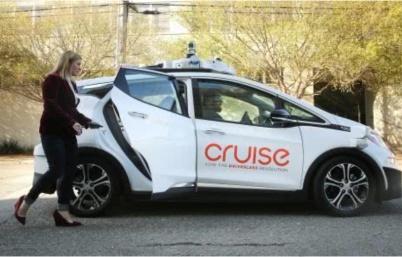 通用無人駕駛汽車子公司領導層重組 母公司總裁成新CEO
