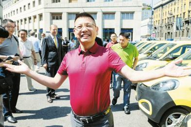 知豆总裁鲍文光:你觉得小型电动车不入流?主流车企都在做