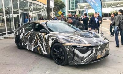 Lucid Motors使用LG电池 加速推进量产车