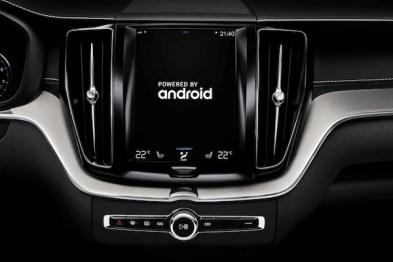 沃尔沃与谷歌合作开发下一代安卓车载系统