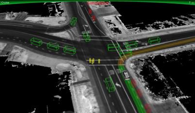 """如何进行自动驾驶测试验证?Waymo用一座""""虚拟世界""""给出了答案"""