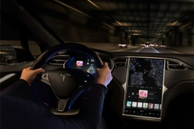 特斯拉推出PIN to Drive新功能,防止汽车被盗
