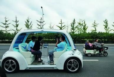 自动驾驶对百年汽车业的革命性影响