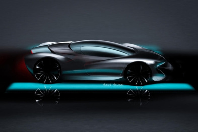 蔚来汽车首款纯电动超跑将于11月21日伦敦发布