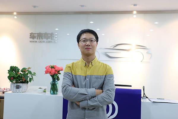 车来车往副总裁兼CMO 郭广