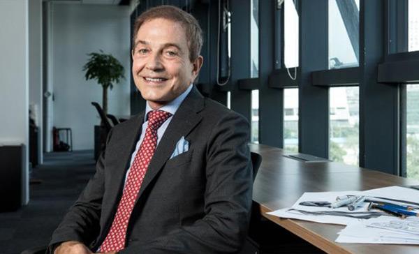 Roland Gumpert:爱驰亿维CPO兼德国公司总经理、奥迪quattro之父