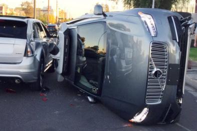 如果两辆自动驾驶汽车相撞,责任该怎么分?