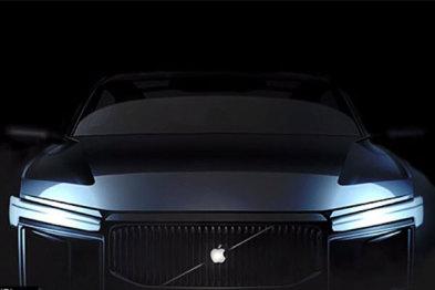 苹果概念车视频流出,Apple Car真的要来了?