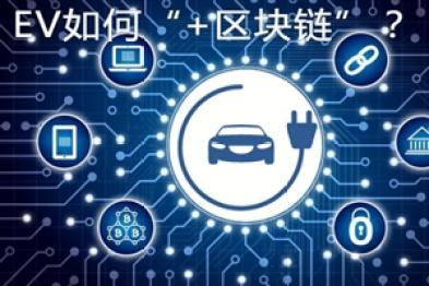 接盘FF的EVAIO如何让电动汽车+区块链?