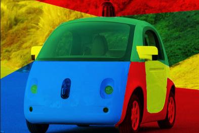"""谷歌自动驾驶新专利,是让司机更方便的""""夺回""""驾驶权"""