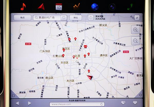 特斯拉在北京的超级充电站一共有9个,更进一步说是44个超级充电桩,同时目的地充电站有29个(数据来自官网),随着其充电网络的进一步推广,在未来这个数字预计还会增长。
