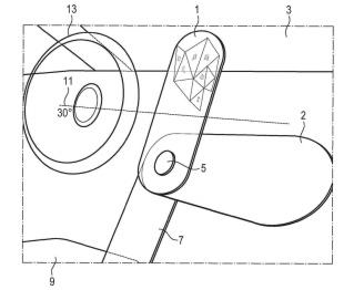 科技有意思 | 宝马旋转大屏专利曝光:一个过分长的屏幕怎么转才合适?
