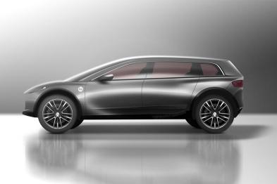 戴森电动车专利图曝光:定位大型SUV,2021年推出