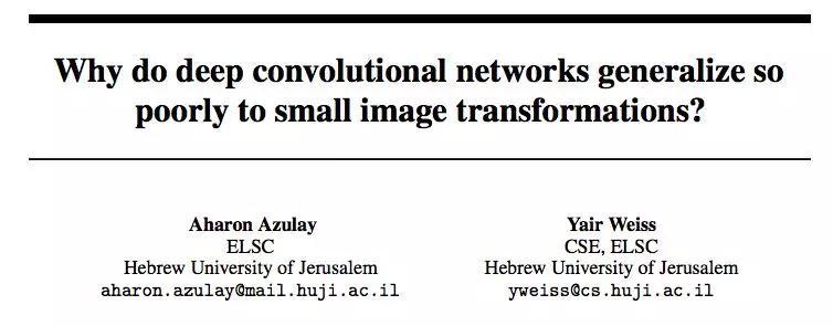 (论文地址:https://arxiv.org/pdf/1805.12177.pdf)
