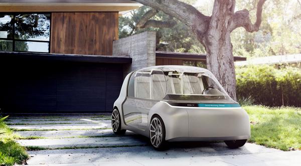 概念车的照片 -1