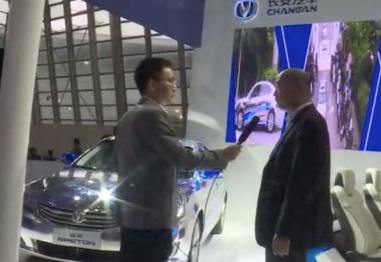 TECH TALK-长安汽车研究总院总工程师黎予生