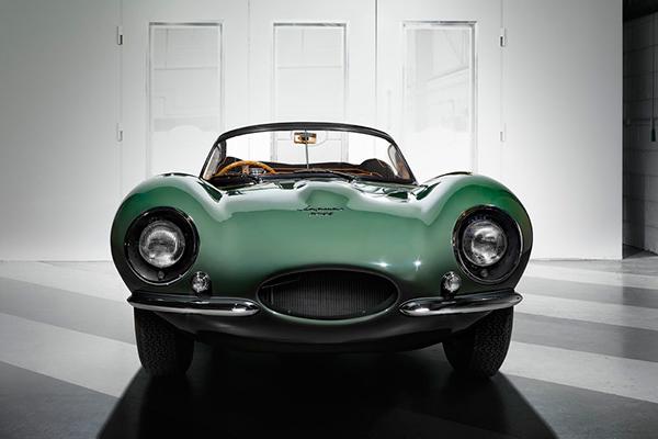 """捷豹是如何让一辆1957年传奇性超跑车""""重生""""的?"""