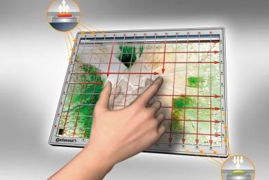 红外触控技术:让经济车型也能拥有上佳体验的触摸屏