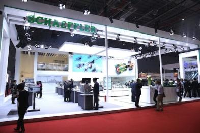 舍弗勒推出针对中国市场的电驱动方案