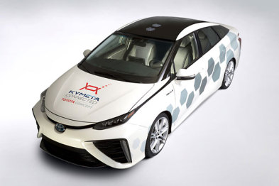 4G速度不够快,丰田要用卫星天线武装联网汽车