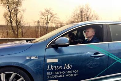 当自动驾驶邂逅北京