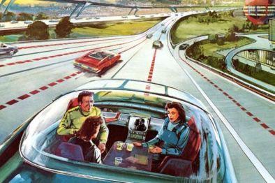 堪培拉希望成为澳洲首个无人驾驶汽车试点