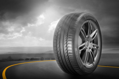 日本推出世界首款可识别路面干湿状况的轮胎