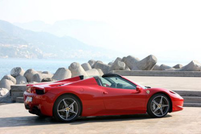 法拉利计划推SUV,主打亚洲市场