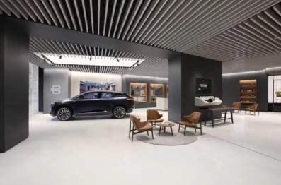 拜腾全球首家BYTON空间正式开业,年底将布局30家