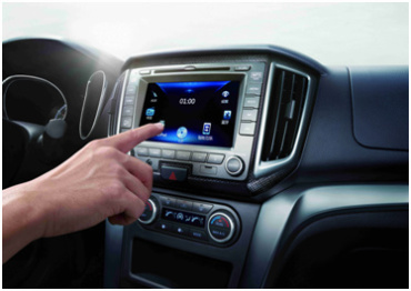 Synaptics联手法雷奥开发创新车载触控屏