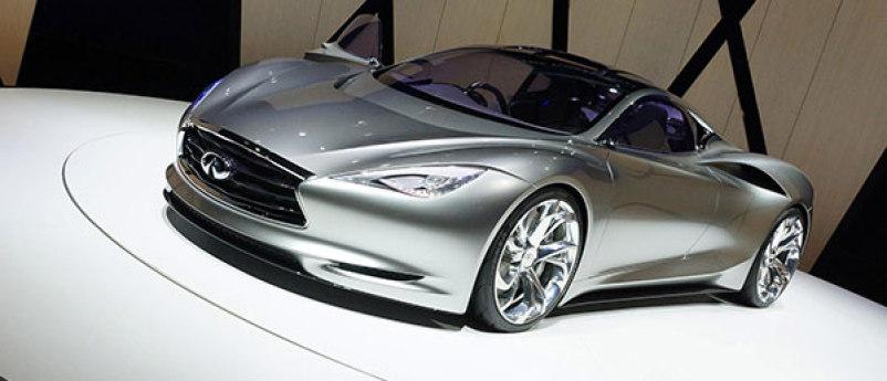 日产未来五年推六款纯电动车,英菲尼迪两款