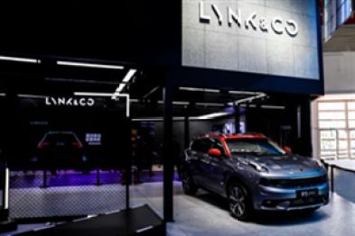 领克新能源战略发布,01PHEV成进军欧洲首款车型