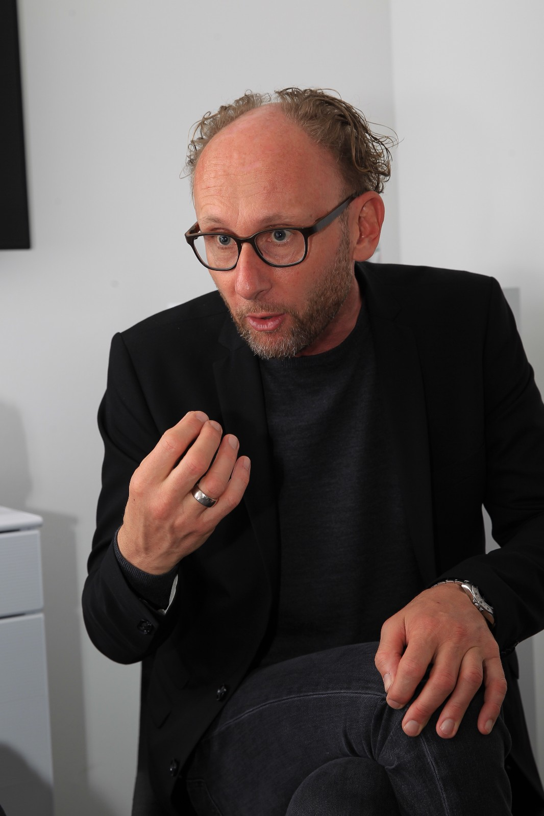 奧迪首席設計師馬克·萊馳特(Marc Lichte)