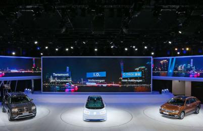大众发布中国新能源车规划,还带来了新的二手车业务