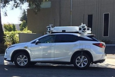 苹果挖角Waymo自动驾驶高级工程师