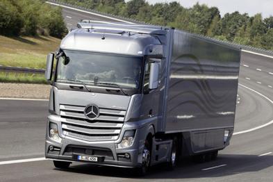 欧盟拟制定卡车二氧化碳新排量标准