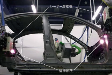 """丰田""""精益生产""""又出技术革新,雷克萨斯充当小白鼠"""