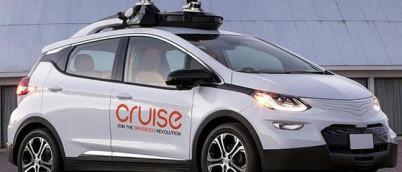 通用将与本田合作开发自动驾驶技术