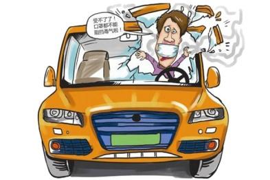 别听商家瞎忽悠,车载空调就能搞定PM2.5