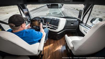 德国和法国批准设立自动驾驶跨国测试区域