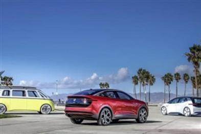 大眾計劃首批規模生產1000萬輛電動車,推27款車型
