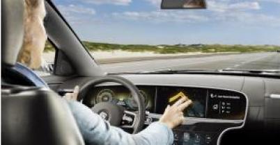 大陆发布两指触屏手势,提升人车通信效率
