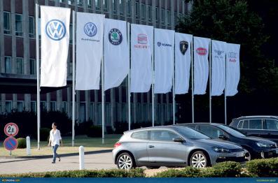 外媒:大众汽车计划让旗下卡车业务进行IPO